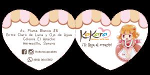 Kokoro - Tarjeta de regalo exterior
